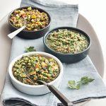 Ecco tre salse verdi, di facile e rapidissima preparazione,per dare più sapore a bolliti, carni fredde e pesci al vapore. Prova la ricetta di Sale&Pepe.
