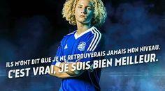 Joffrey HAZARD : 16 ans et déjà une carrière de footballeur prometteuse .