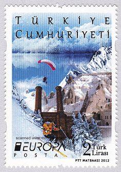 Turkey Stamp 2012