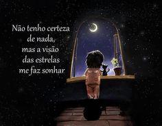 Estrelas e sonhos