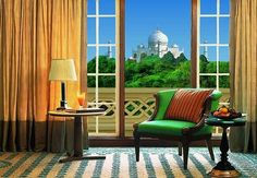 View Of Taj From Room