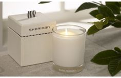scented candles - gardenia flower