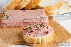 Receita de Patê de salsicha em receitas de molhos e cremes, veja essa e outras receitas aqui!