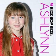 Ashlynn Kidz Bop