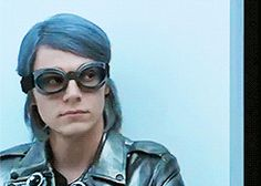 Hello everyone! My name is Pietro Maximoff. I'm 19 and the son of Magneto. My twin Wanda is also a mutant. She can do a lot of weird stuff, and I can run really fast. Introduce?