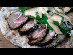Banquete » Sanduíche de Contrafilé com Molho Fake Chipotle