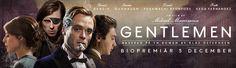 Filmrecension: Gentlemen - en medelmåttig produkt, ett jaså  http://kulturbloggen.com/?p=88776