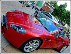 Aston Martin Sports Car  in London