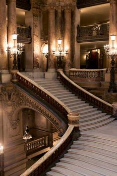 Paris Opera House, Paris Photography, Wall Decor, Grand Staircase, gothic, french room decoration 5x7