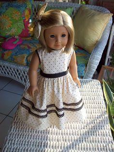 American Girl Doll Dress