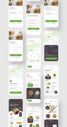 Android App Design, Ios App Design, Mobile App Design, Web Design, Wireframe Design, App Design Inspiration, Mobile App Ui, Ui Web, Composition Art