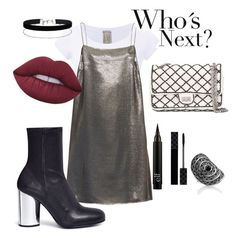"""""""whos next! Friday"""" by karina-araya on Polyvore featuring Yves Saint Laurent, Opening Ceremony, Chanel, Miss Selfridge, Lime Crime, Gucci and Thomas Sabo"""