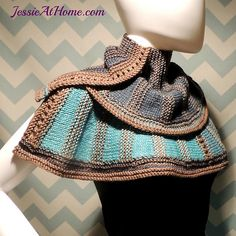 Ravelry: Marching Through the Looking Glass pattern by Jessie Rayot