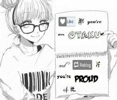 I'm proud!