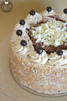 Mini Cakes, Cupcake Cakes, Cupcakes, Chess Cake, Pastel Cakes, Italian Desserts, Mocca, Pretty Cakes, Creative Cakes