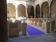 #bodas #ideales en el #Parador de #Santo Estevo #interior #wedding #love