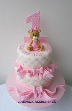 ett års tårta