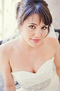 clean bridal makeup