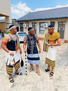 African Dresses Men, African Attire For Men, African Shirts, South African Fashion, African Fashion Ankara, South African Traditional Dresses, Traditional Outfits, Xhosa Attire, Afro Punk Fashion