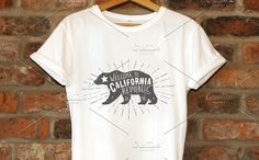 Vintage California Republic by 1baranov on @creativemarket