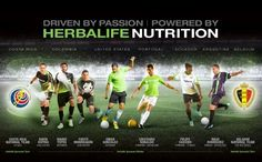 Driven by Passion-Powered by Nutrition
