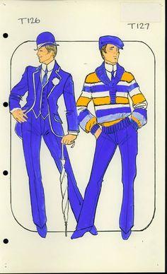 'Pier' Costume designed by Pete Menefee