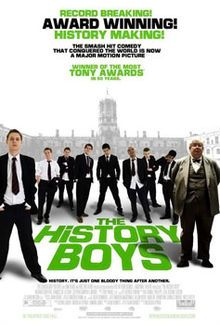 Oh.. The History Boys... So cute, yet so incredibly boring.