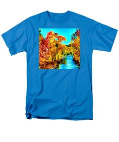 Autumn Oak Creek Sedona Arizona T-Shirt