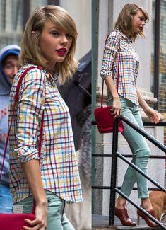 taylor swift street style 2014 - Tìm với Google