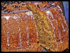 una cucina: Super κεικ καρότου..! Cake Frosting Recipe, Frosting Recipes, Cake Recipes, Dessert Recipes, Greek Sweets, Greek Desserts, Greek Recipes, Greek Pastries, Sweet Corner