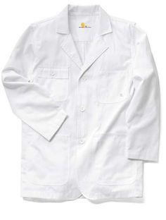 Unisex Consultation Coat  #Unisex #Consultation #Coat Lab Coats, Womens Scrubs, Carhartt, Unisex, Jackets, Fashion, Down Jackets, Moda, Fashion Styles