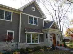 Timber Bark Hardie Siding Design Ideas, Pictures, Remodel and Decor