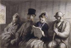 Image result for daumier