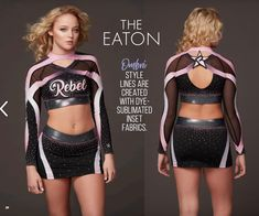 Cute Cheer Pictures, Cheer Outfits, Cheer Uniforms, Uniform Design, Cheerleading, Cheers, Two Piece Skirt Set, Swimming, Teen