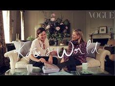 Kate Moss abre as portas da sua casa à Vogue UK e nós mostramos-lhe tudo! #katemoss #vogue #vogueuk #london #home #homedeco
