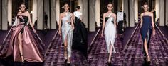 Atelier Versace Fall Winter 2014 Collection. #fashion #runways Emperors New Clothes, Atelier Versace, Fall Winter 2014, New Outfits, Women Wear, Runway, Coat, Jackets, Collection
