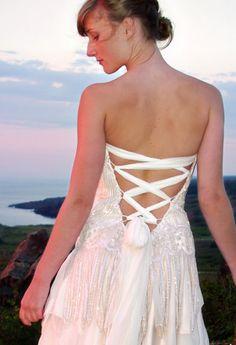 Petal - Designer Custom Wedding Gowns and Dresses | Fashion, Designer, Custom, Couture | Katherine Feiel Wedding Gowns | Petal Gown