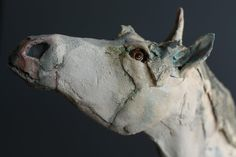 Ceramic Animal Sculptures,Artist Study with thanks to Ostinelli and Priest Sculptor,Art Student Resources for CAPI ::: Create Art Portfolio Ideas @ milliande.com, Art School Portfolio Work, Sculpture, Assemblage, Clay, Form