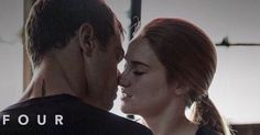 I love this so much! Is it a flashback of Tris thinking about in Allegiant?