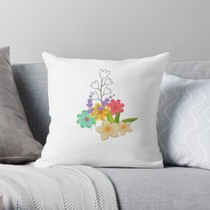 mommiana flower Slim Fit ' Throw Pillow by hakimelmnaouar Christmas Gifts For Boyfriend, Christmas Gifts For Kids, Scatter Cushions, Throw Pillows, Cute Drawings Of Love, Boyfriend Games, Drawings For Boyfriend, Christmas Decorations For Kids, Buy Roses