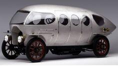 1914 Alfa Romeo Aerodinamica.