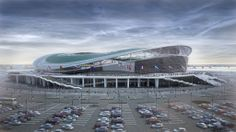 Building An Olympic Dream At An Environmental Cost - http://blacklemag.com/technology/sochi-stadium-causes-eco-damage/