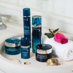 Envision yourself with perfect skin. #Visionnaire #Skincare #Lancome