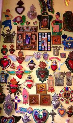 Corazon wall and lots lots more