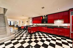 The newly-remodeled kitchen - Cater News Agency