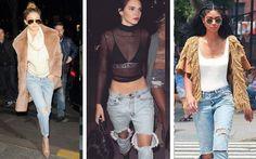 9 formas de usar boyfriend jeans que de seguro adorarás - IMujer