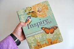 Thinking of giving Bible journaling a try? I was skeptic at first, but find out what happened when I decided to give Bible journaling a try.