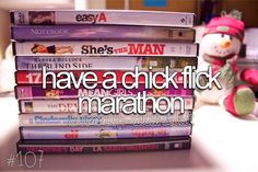 YES! I love all of those movies!!