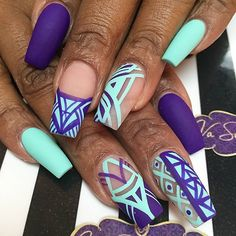 I like the designs and colors but I wouldn't do matte