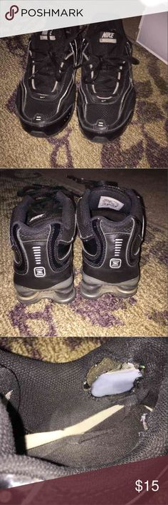 Airmax Black airmax size 7y Nike Shoes Athletic Shoes